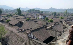 Langzhong Old City