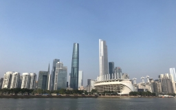 Major attractions in Guangzhou