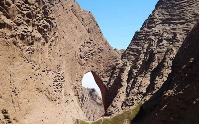 All Inclusive Private Day Trip to Shipton's Arch from Kashgar
