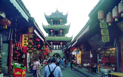Private Overnight Tour to Langzhong Old Town from Chengdu