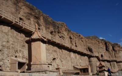 Private Day Trip to Yulin Caves and Western Thousand Buddha Caves From Dunhuang