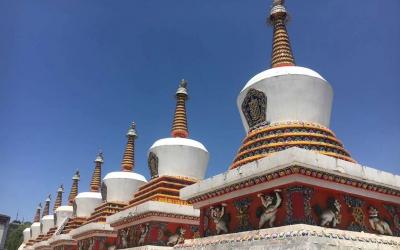 All Inclusive Private Xining Day Tour: Kumbum Monastery, Dongguan Mosque and More