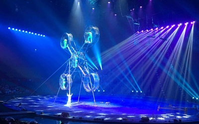 Chimelong Circus Show with Private Transfer in Guangzhou