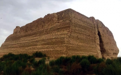 Private Day Trip to Jade Gate Pass, Great Wall Ruin & Yardan in Dunhuang