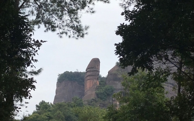 2D Mt Danxia & Nanhua Monastery Private Tour From Guangzhou By Bullet Train