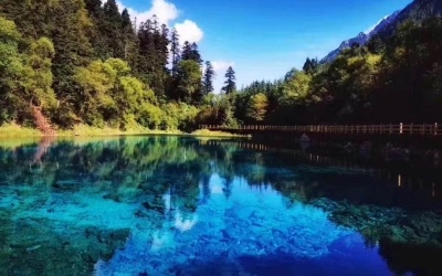 Private 3-Day Tour to Jiuzhaigou from Chengdu by Car