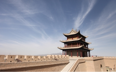 Silk Road Hexi Corridor Tour 7D
