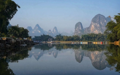 2-Day Private Yangshuo Trip By Round-way Bullet Train From Guangzhou