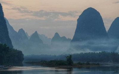 Private 3-Day Tour to Yangshuo in Guilin by Round-way Flight from Beijing