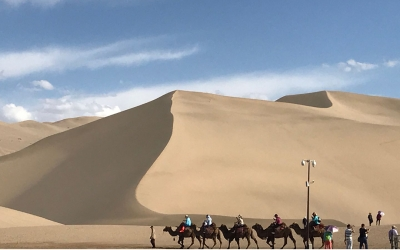 Dunhuang Private Day Tour for Mogao Grottoes and Mingsha Shan