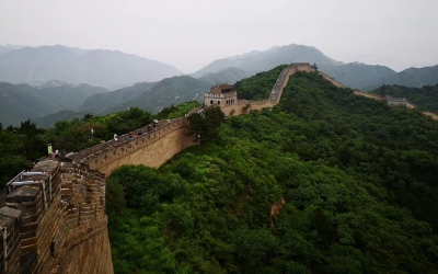 All Inclusive Beijing Layover Great Wall Private Tour with Cable Car Included